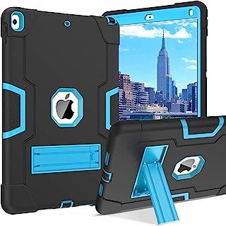 "BENTOBEN iPad Air 3 10.5"" 2019 Case, iPad Pro 10.5"" 2017 Case, 3 Layers Heavy Duty Rugged Shockproof Kickstand Sturdy Prot..."