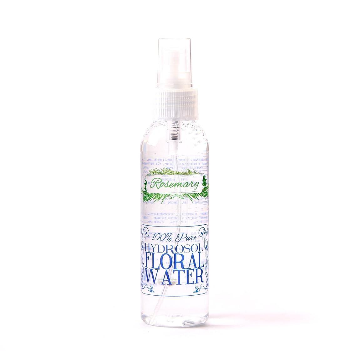 あいまいさオーク機械Rosemary Hydrosol Floral Water With Spray Cap - 250ml