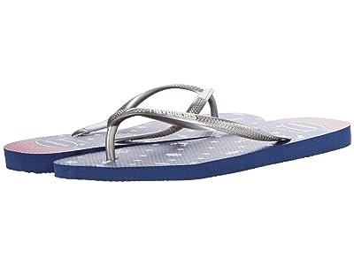 Havaianas Slim Nautical Flip-Flops