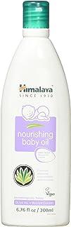 Himalaya Herbal Healthcare Nourishing Baby Oil, 6.76 Fluid Ounce