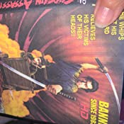 65632 Shogun Assassin Movie Tomisaburo Wakayama Decor Wall Print POSTER