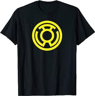 Green Lantern Yellow Emblem T-Shirt
