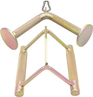 Triceps Pull Down Attachment Cable Machine Attachments...