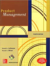 Product Management 4th Edition (Mcgraw Hill Series in Marketing)