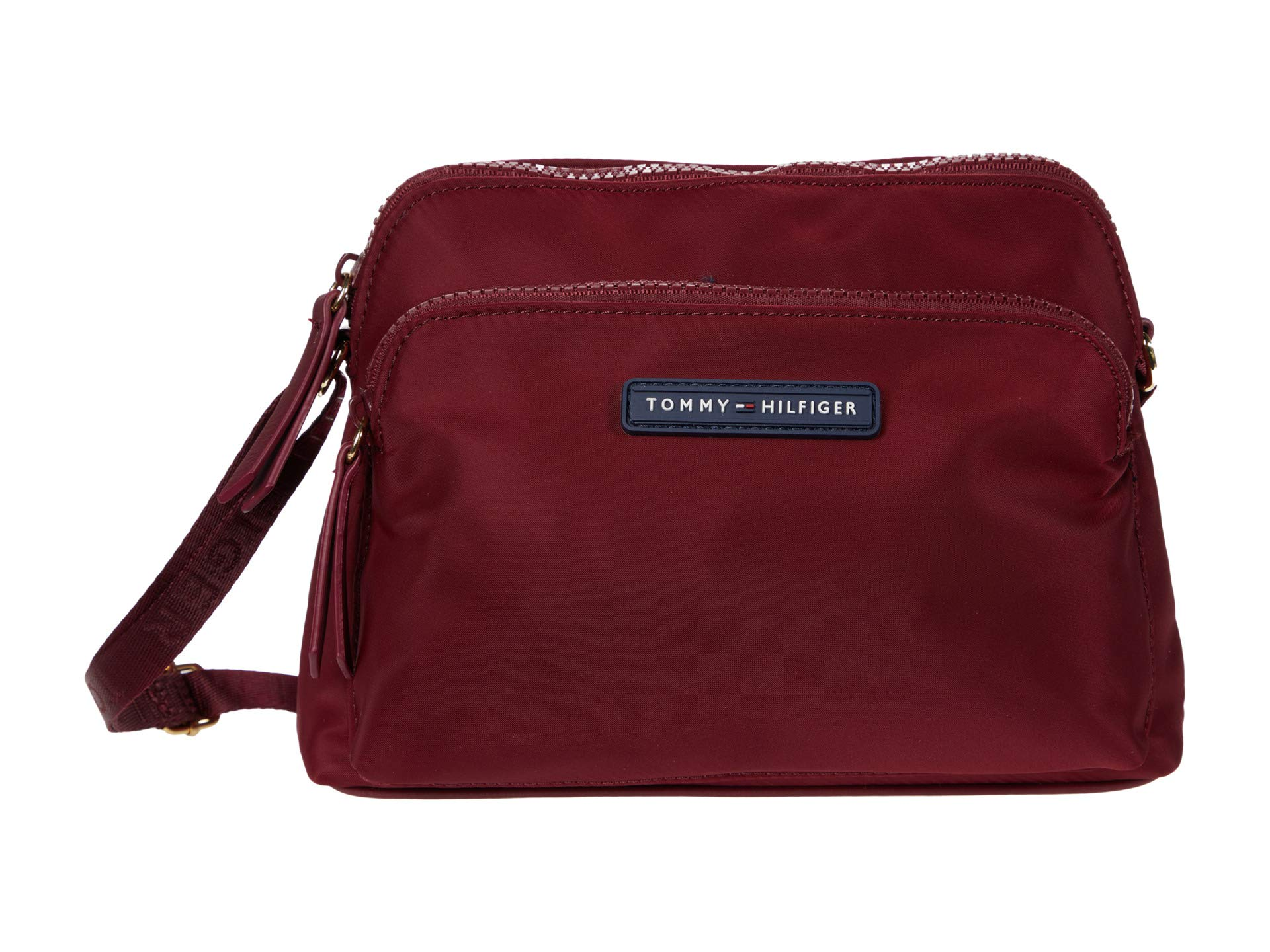 Tommy Hilfiger Tommy Hilfiger Kylee II East/West Crossbody Smooth Nylon