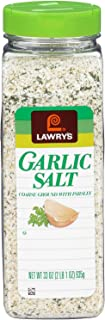 Product of Lawry's Coarse Ground Garlic Salt with Parsley (33 oz.) - Salt, Spices & Seasoning [Bulk Savings]