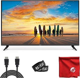 VIZIO V-Series 40-Inch 2160p 4K UHD LED Smart TV (V405-H19) with Built-in HDMI, USB, Dolby Vision HDR, Voice Control Bundl...