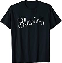 Bless You Blessing in Disguise Halloween Costume T-shirt