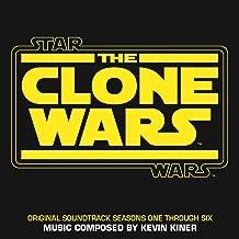 Star Wars: The Clone Wars (Seasons One Through Six/Original Soundtrack)