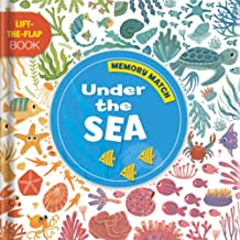 Memory Match: Under The Sea: A Lift-the-Flap Book (Memory Match Look and Find)