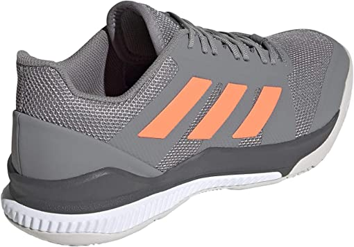 Grey Three/Signal Coral/Grey Six