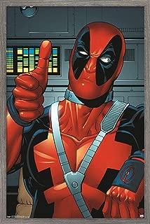 Trends International Marvel Comics - Deadpool - Thumbs Up Wall Poster, 22.375