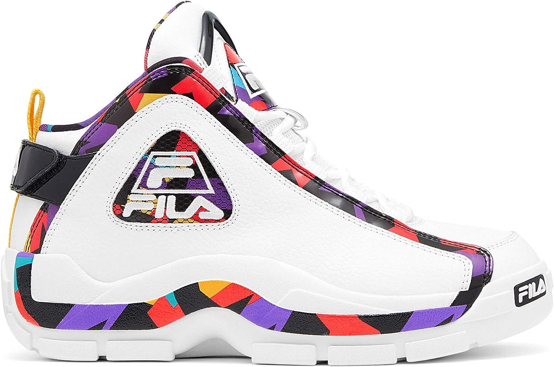 Fila Men's Grant Hill 2 90s Sneaker
