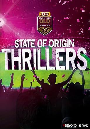 State of Origin Thrillers: Queensland