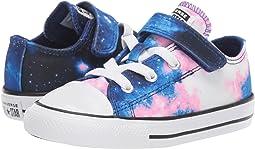 Lapis Blue/Coastal Pink/White