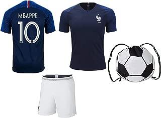 mbappe psg kit
