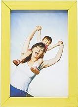 Porta Retrato Para Foto no Tamanho 10X15cm Kapos Amarelo