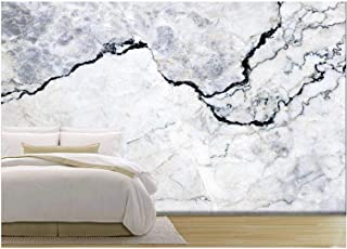 wall26 Marble Texture Background Pattern with High Resolution - Removable Wall Mural   Self-Adhesive Large Wallpaper - 100...
