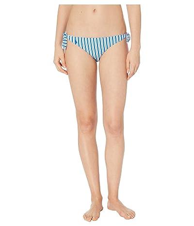Polo Ralph Lauren Coastal Stripe Tie Side Hipster (Cobalt) Women