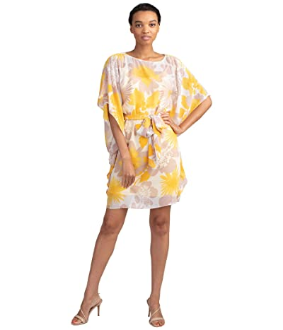 Trina Turk Paradise Dress (Lemon) Women