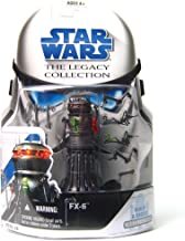 Star Wars Clone Wars Legacy Collection Build-A-Droid Factory Action Figure BD No. 28 FX-6