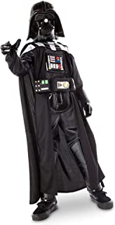 Star Wars Darth Vader Costume with Sound for Kids Size 4 Black