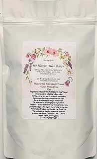 Multani Mitti Fullers Earth Clay Powder | 16oz 1lb | Indian Healing Clay |Oily Skin Facial | Masks dry shampoo detox | Pore Oil Minimizer | The Bloomin Herb Shoppe | bulk no additives or preservatives