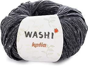 Washi Yarn, 70% Polyester - 30% Viscose, 100 grs. / 3 oz. ½ 100 MTS. / 109 yds. (Slate Grey)