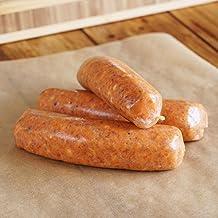 100%無添加・砂糖不使用 ピリ辛 イタリアンスタイル 生ソーセージ 4本 放牧豚肉使用 All Natural Italian Sausage Free Range Pork