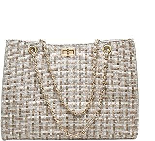 Luxury Handbags Women Bags Designer Canvas Knitting Shoulder Bags Fashion Ladies Channels HandBags Crossbody Bags For Women 2020