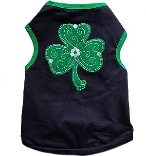 Kirei Sui Pets St Patrick's Day Black S