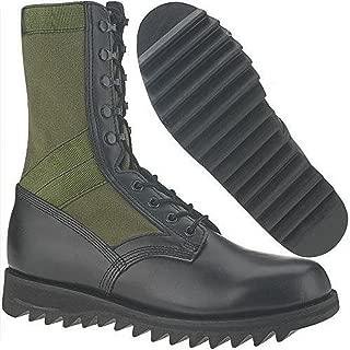 U.S. G.I. Olive Drab Ripple Jungle Boots