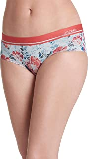 Jockey Women's Underwear Wonder Modal Wide Waistband Hipster
