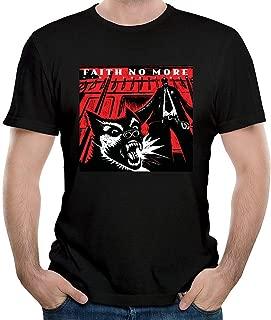 Hombre Faith No More King For A Day Cotton Camiseta/T-Shirt tee
