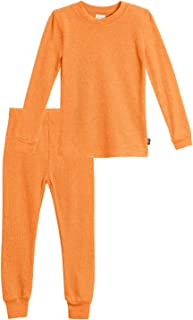 Girls' Thermal Underwear Long John Set - Made in USA