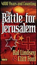 The Battle for Jerusalem: 4,000 Years and Counting (What's at the Heart of the Middle East Conflict) VHS VIDEO