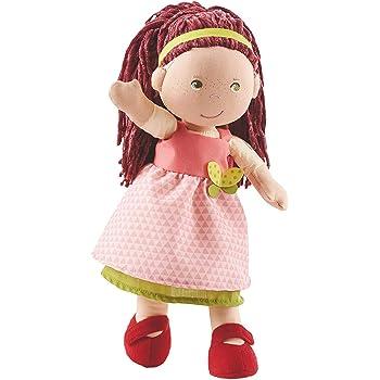 HABA 303665 Puppe Zoje Stoffpuppe Weichkörperpuppe Puppen Weichpuppe Spielpuppe