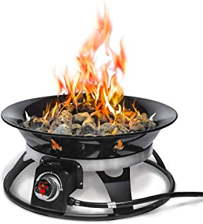 Amazon.com: outdoor propane fire pit on Outland Firebowl 21 Inch id=18426