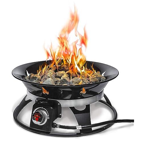 Propane Fire Pit Hose Kits: Amazon.com on Outland Firebowl 21 Inch id=94550