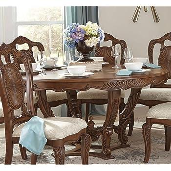 Amazon Com Bolero Seville Round Dining Table Tables