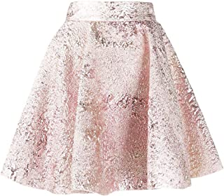 Dolce e Gabbana Luxury Fashion Womens F4BS5THJMJOS8350 Pink Skirt |
