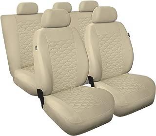 E2 Mossa Elegance 5902538447195 - Set coprisedili Auto Cucito su Misura