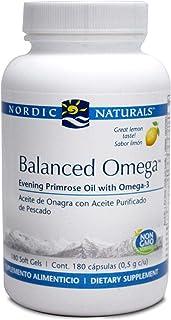 Nordic Naturals - Balanced Omega Combination 180 gels [Health and Beauty]