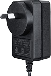 PJAKE AC/DC Adapter for BH Fitness i.Pixel Exercise Bike - Model: H496B Power Supply Charger PSU