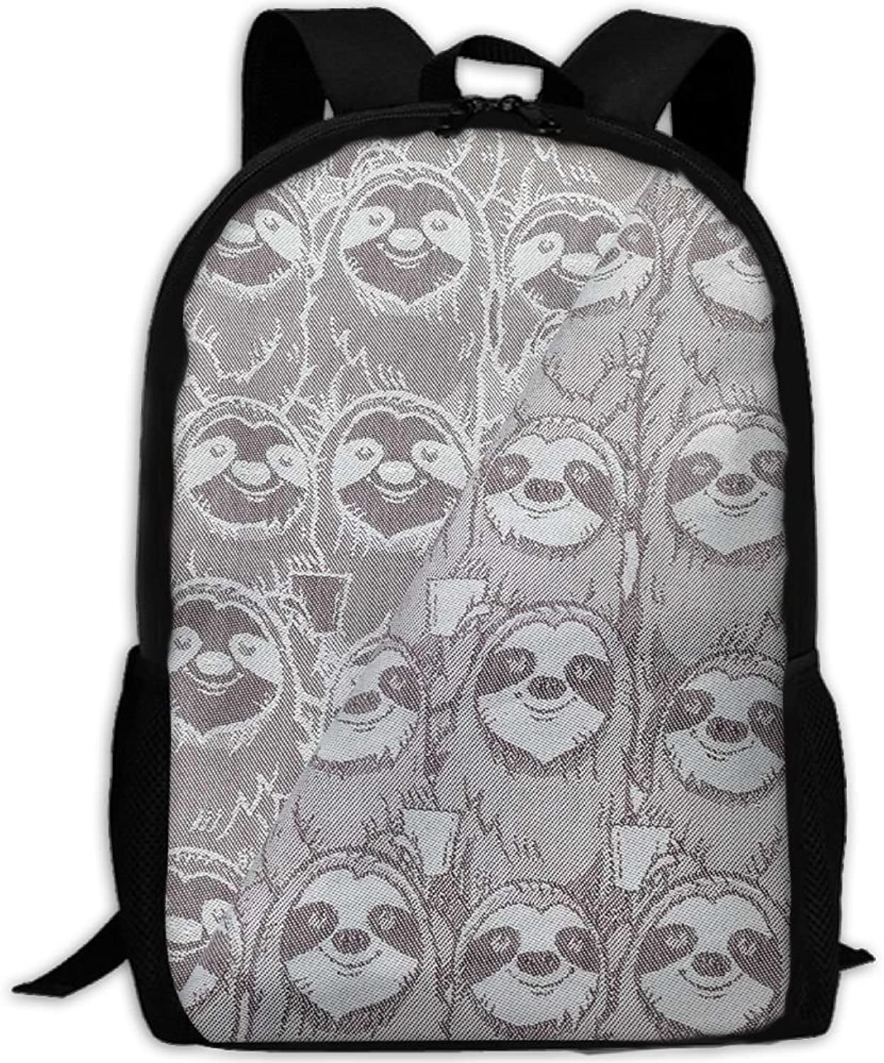 Sloth Meme.jpg 3D Print Backpack College School Laptop Bag Daypack Travel Shoulder Bag for Unisex B07PY6QJKG  Qualität