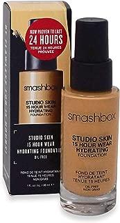 Smashbox Studio Skin 15 Hour Wear Hydrating Foundation ~ 1 fl oz ~ 2.18 (Light-Medium w/ neutral undertone)