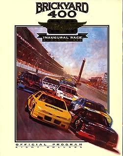 Brickyard 400 1994 Inaugural Race, Official Race Program