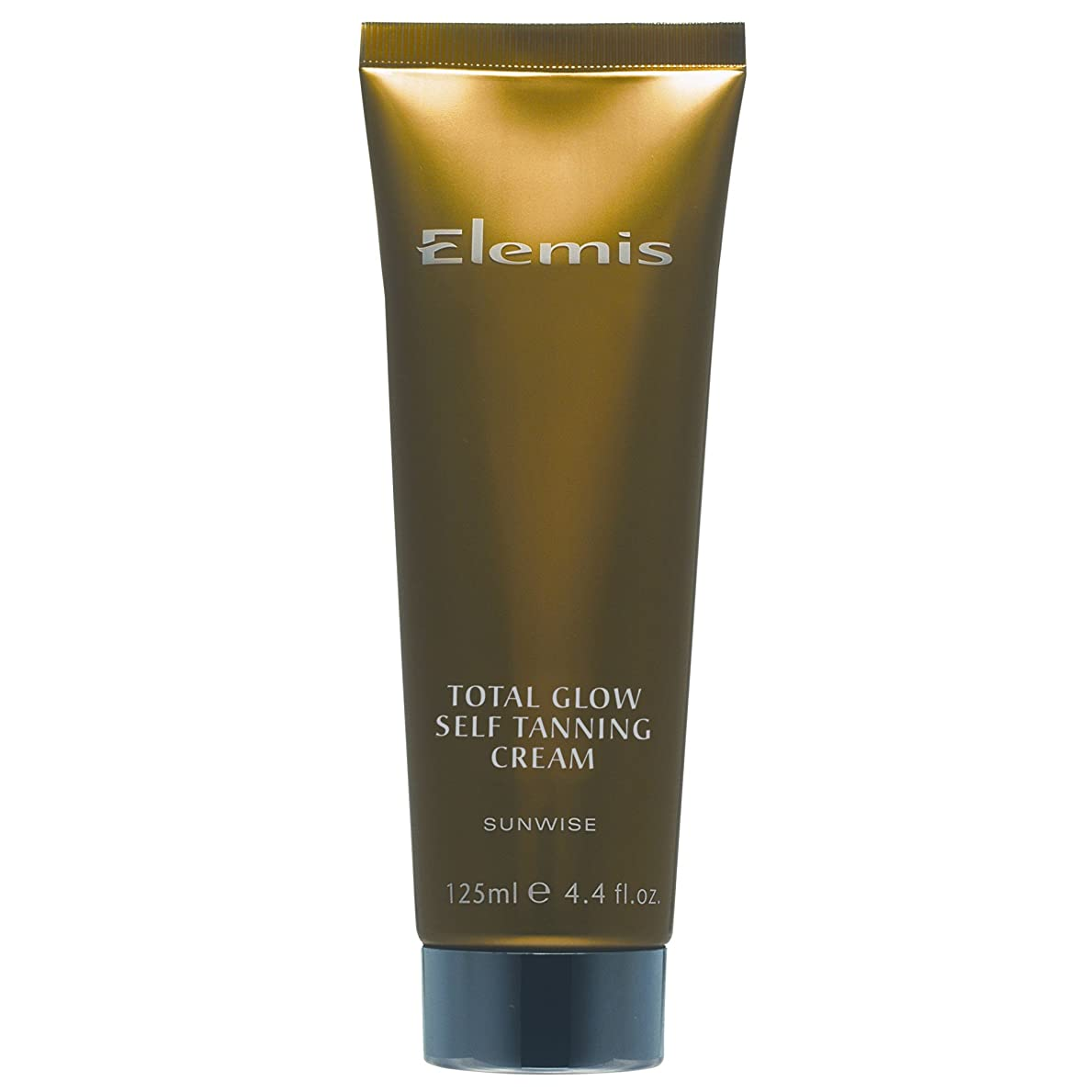 秘書火曜日トリクルエレミス太陽と同じ方向に合計グローセルフタンニングクリーム125ミリリットル (Elemis) (x6) - Elemis Sunwise Total Glow Self Tanning Cream 125ml (Pack of 6) [並行輸入品]