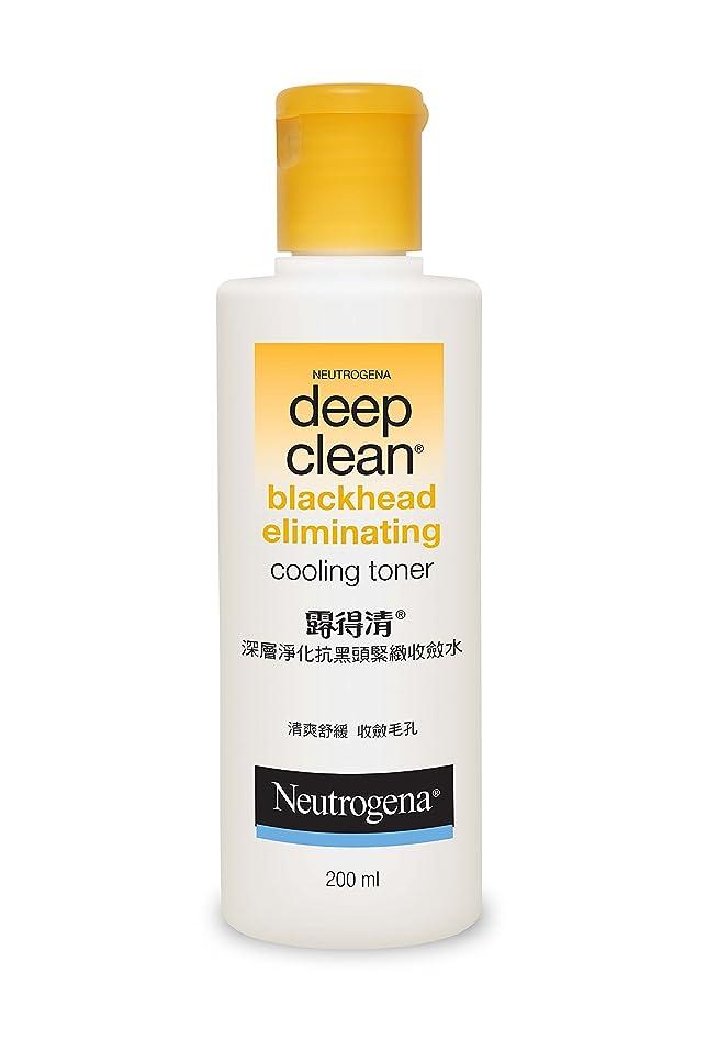 ラウズ小間遺産Neutrogena Deep Clean Blackhead Eliminating Cooling Toner, 200ml