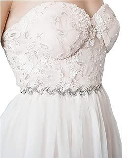 Best wedding belt dress Reviews